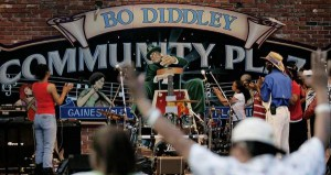 City of Gainesville, Florida, officially renamed and dedicated its downtown plaza the Bo Diddley Community Plaza