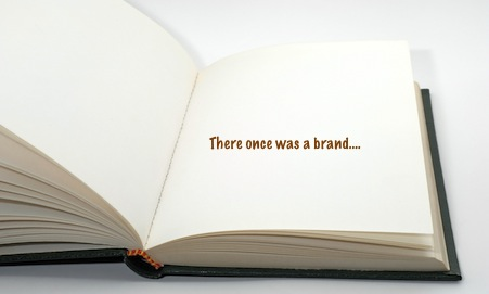 """Once Upon A Time""–How The Story Makes the Brand"