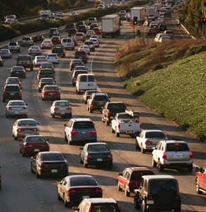 California Law To Promote Hybrids Leads To Traffic 'Nightmare'