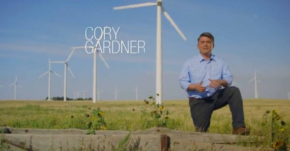 Environmental Issues Become a Force in Political Advertising