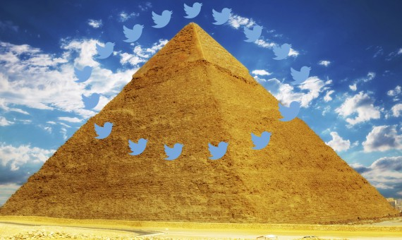 The Pyramid Approach: How Twitter Use Is Shaping Up Among Advocacy Groups