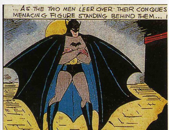 Batman on His 75th Year of Busting Crime (and Gay Rumors)