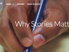 Hatch: A New Digital Storytelling Platform For Social Impact