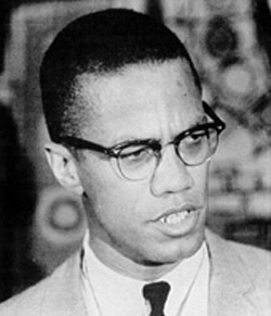 an examination of malcolm x as a racist And it is this same commitment to malcolm x particularly in his examination marable used the term 'race neutral' to describe a set of anti-racist.