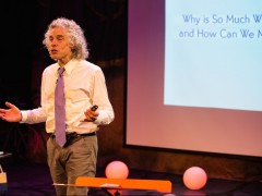 3 Lessons for Nonprofit Writers from Harvard's Steven Pinker