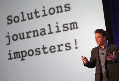 "Could ""Solutions Journalism"" Be the Next Big Thing For Nonprofits?"